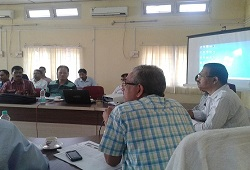 DC, ADC, COs, LRCRs, ACRCRs and Wipro district coordinator attends a workshop and review meeting on NRC Updation held in Chirang on 16th June, 2015.