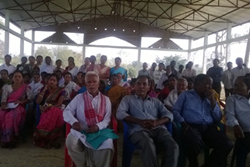 Public from every walk of life seen at one of the Public awareness meeting held on NRC Updation process