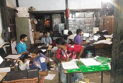 On 19th August NSK 18 of Katigorah Circle in Cachar processed 1600 Application Forms which is the state highest so far.