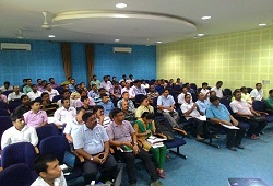 CSC members attend a training session on e-Form facility held in Jorhat.