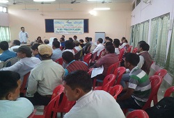 Public Awareness Meeting held at Diphu Circuit House on NRC Updation 2