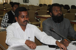 AAMSU Leaders attend a meeting held on NRC Updation process at the Office of the State Coordinator