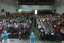 Public Awareness meeting on Application Receipt recently conducted in Darrang.