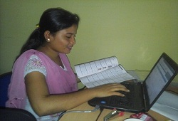 On 10th August, 2015, Smt Trishna Kalita of NSK Kandhulimari GP West of Nagaon district created an individual record in the state by becoming the First NSK Operator who has alone received 300 Application Forms in a single day.